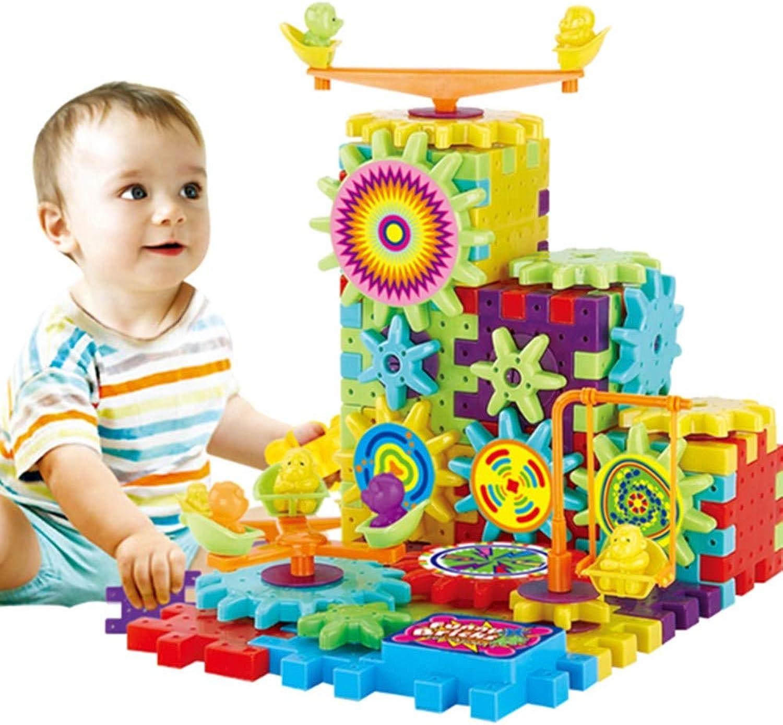 compras en linea Educacion temprana Kits de construcción construcción construcción de Rompecabezas 3D Juguetes eléctricos de plástico Ladrillos Juguetes educativos para Niños Regalos Diverdeidos para Niños  varios tamaños