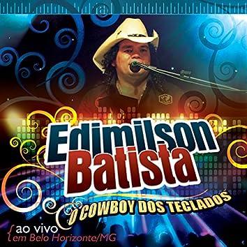 Edimilson Batista, ao Vivo em Belo Horizonte - MG