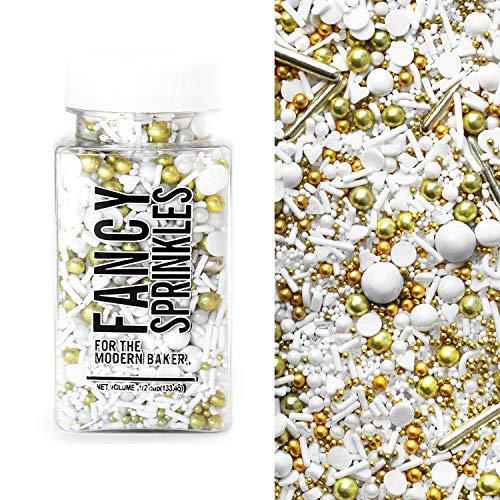 Fancy Sprinkles Gold Digger Sprinkles