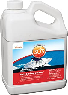 303 Multi Surface Cleaner Spray, All Purpose Cleaner for Marine and Boats, 128 fl. oz., (Pack of 4)