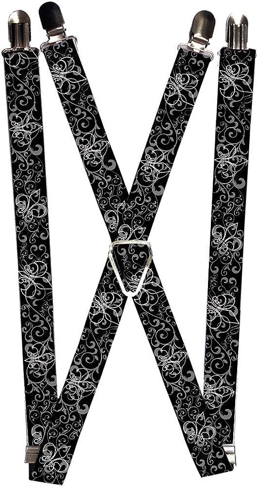 Buckle-Down Suspender - Fleur de Lis