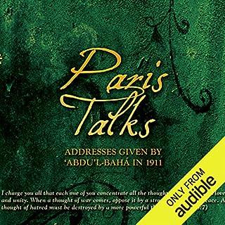 Paris Talks cover art