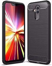 جراب FanTings لهاتف Nokia 4.2، مضاد للانزلاق، رفيع للغاية لامتصاص الصدمات ومضاد للخدش، غطاء لهاتف Nokia 4.2 - أسود