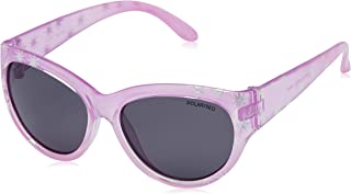 CANCER COUNCIL KIDS Girl'S Bilby Sunglasses, Unicorn Lilac, 49 mm