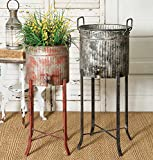 Colonial Tin Works planters