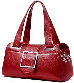 Yyqt Ladies Fashion Bag,Fashion Womens Handbags, Multiple Pockets Street Ladies' Shoulder Bag PU Tote Satchel Bag for Women