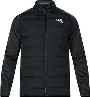 2018 Mens Thermoreg Hybrid Full Zip Water Resistant Jacket