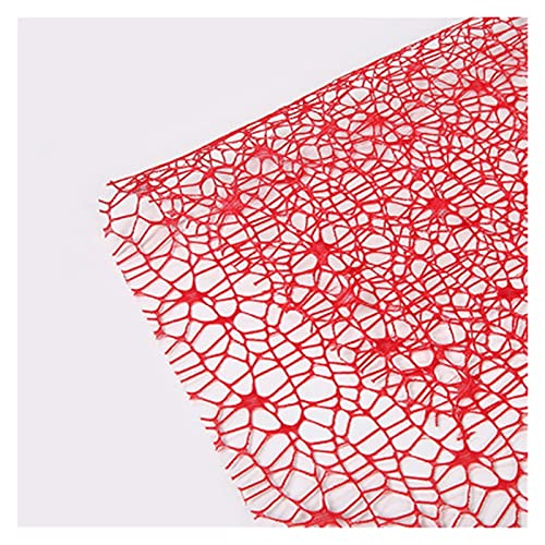 1 UNID Multicolor Red HINILLO DE Red Papel de Envolver Bricolaje DIY...