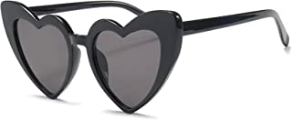 Best black love heart sunglasses Reviews