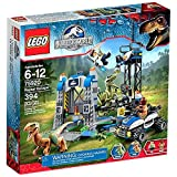 LEGO Jurassic Park Jurassic World Raptor Escape 75920 レゴジュラシックパークジュラシックワールドラプターエスケープ [並行輸入品]