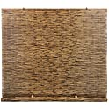 Radiance 48 x 72 Inch Cord Free Roll-up Reed Shade