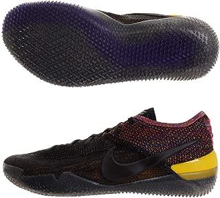 Nike Men's Kobe A.D. NXT 360 Basketball Shoes (13, Black/Pink)