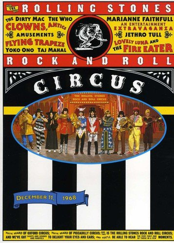 DVD-Rock And Roll Circus