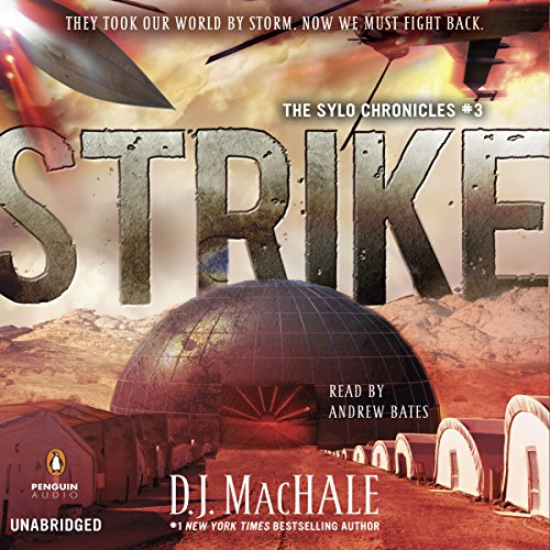 Strike cover art