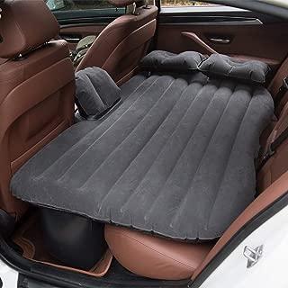 $43 » Fine Car Air Mattress,Car SUV Inflatable Air Mattress Bed Back Seat Cushion with 2 Pillows and Pump for Travel Camping Beach Rest Tour Trip Park Lawn Picnic