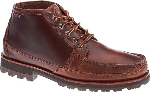 Sebago Chaussures Homme B710042 Vershire Chukka marron brasserie brasserie Oiled Waxy  marchandise de haute qualité et service pratique et honnête