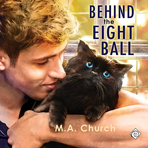 Behind the Eight Ball audiobook cover art