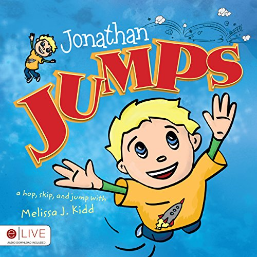 Jonathan Jumps audiobook cover art