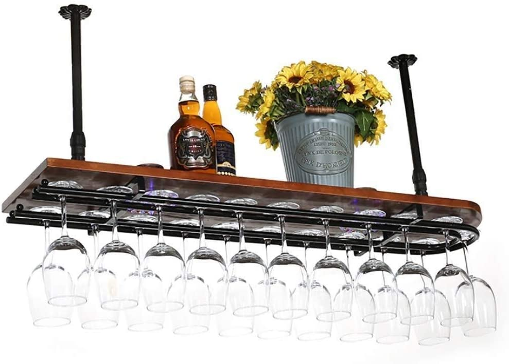 Countertop Wine Rack New Super special price Ra Max 53% OFF Wrought Material Iron