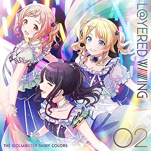 THE IDOLM@STER SHINY COLORS L@YERED WING 02