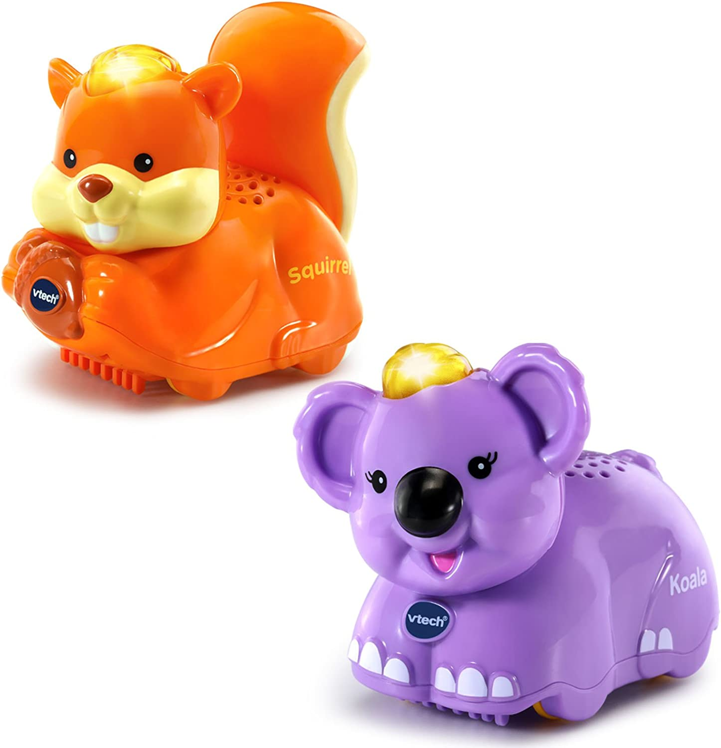 VTech Go  Go  Smart Animals 2-Pack with Koala and Squirrel