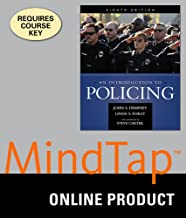 MindTap Criminal Justice for Dempsey/Forst's An Introduction to Policing, 8th Edition