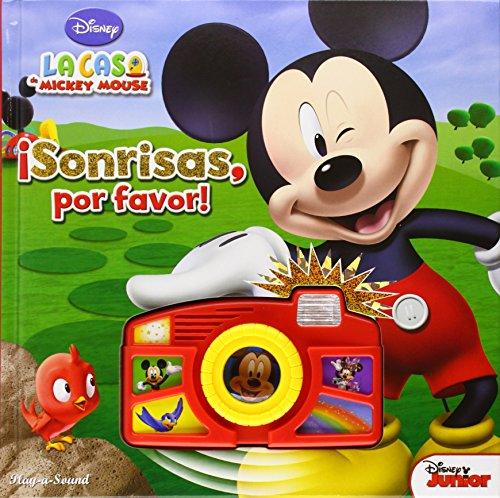 La Cámara De Mickey. ¡Sonrisas, Por Favor! (CAM)