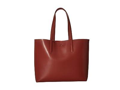 Lacoste Metallic Reversible Anna Bag (Delft Chine/Pacifique) Bags