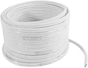 $21 » Sponsored Ad - Rockville Marine 14G50 OFC 14 Gauge 50 Foot 100% Copper Speaker Wire White