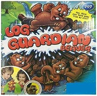 Log Guardian Beaver Family Game