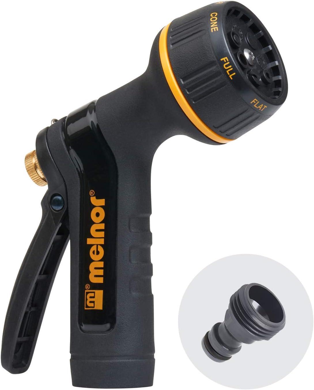 Best for Multi-Purpose: Melnor Metal Rear Trigger Nozzle