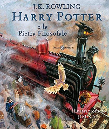 Harry Potter e la pietra filosofale. Ediz. illustrata (Vol. 1)