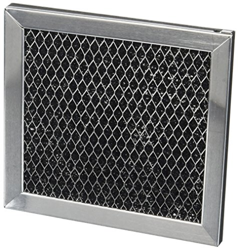 """PS1871363 - OEM FACTORY ORIGINAL WHIRLPOOL MICROWAVE CHARCOAL FILTER (5.5"""" X 5.5"""")"""