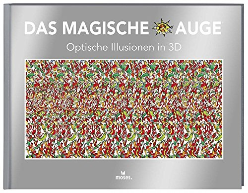 Das magische Auge: Optische Illusionen in 3D