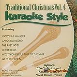 Daywind Karaoke Style: Traditional Christmas, Vol. 4
