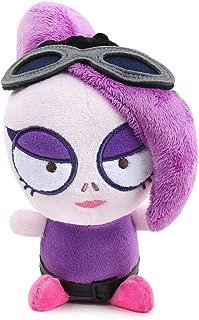 Ezeni Zombie Dumb Zomgirl Plush Baby Staff Toy Stuffed Soft Doll (7.9