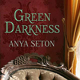 Green Darkness audiobook cover art