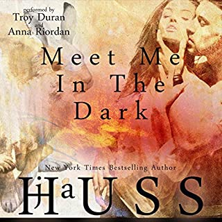 Meet Me in the Dark audiobook cover art