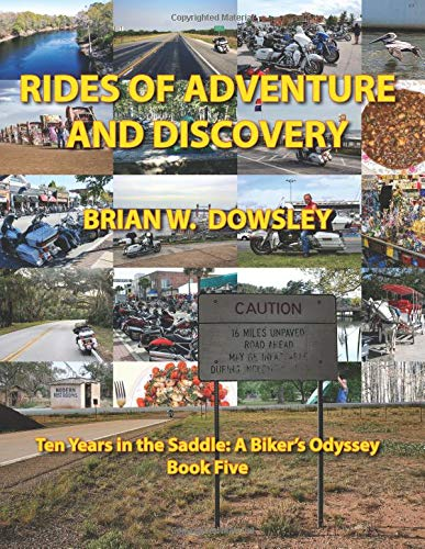 Rides of Adventure and Discovery