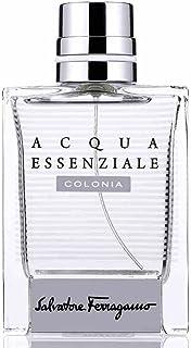 Salvatore Ferragamo Acqua Essenziale Colonia For Men Eau De Toilette Spray, 50 ml