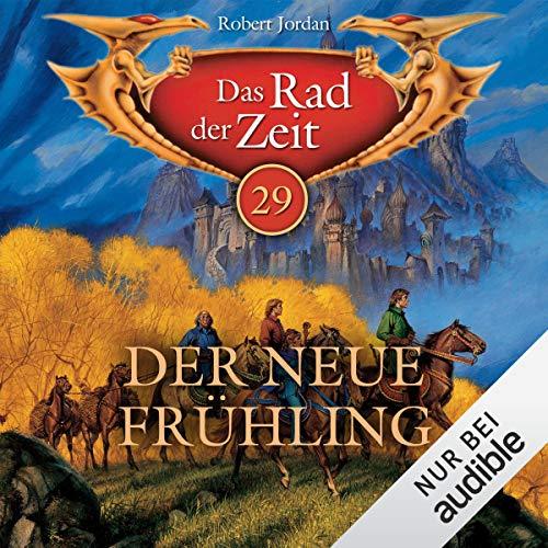 Der neue Frühling audiobook cover art