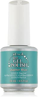 jupiter blue nail polish