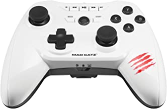Mad Catz C.T.R.L.R Mobile Gamepad and Game Controller for Android, Fire TV, Samsung, PC, Steam and Gear VR - White
