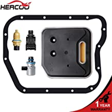 HERCOO Governor Pressure EPC Solenoid Transducer Output Speed Sensor with Filter Gasket Kit for Dodge Ram 1500/2500/3500, Dodge Dakota/Durango, 2000-2004 Grand Cherokee