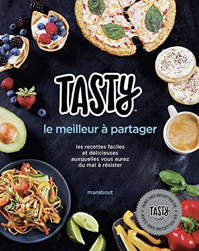 Tasty :le meilleur à partager
