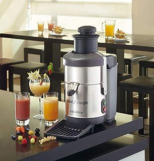 PEGANE Centrifugeuse pour jus de Fruits J80 Ultra