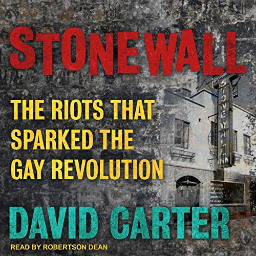 Couverture de Stonewall