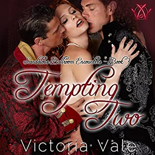 Tempting Two audiobook cover art