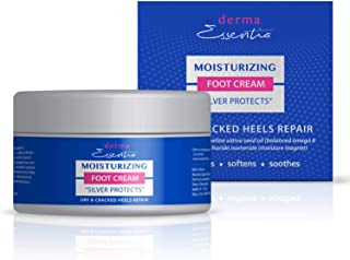 Derma Essentia | Moisturising Foot Cream with Silver Protection (50g)