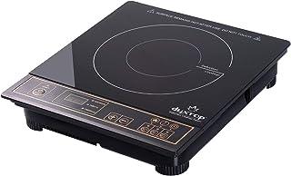 Duxtop 1800W Portable Induction Cooktop Countertop Burner, Gold 8100MC/BT-180G3